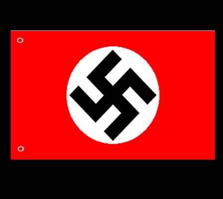 флаг со свастикой